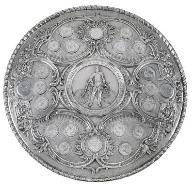 'Schild von Friedenau 1898',