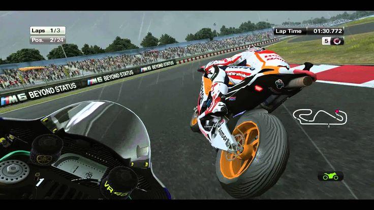 MotoGP Game Desktop - http://wallawy.com/motogp-game-desktop/