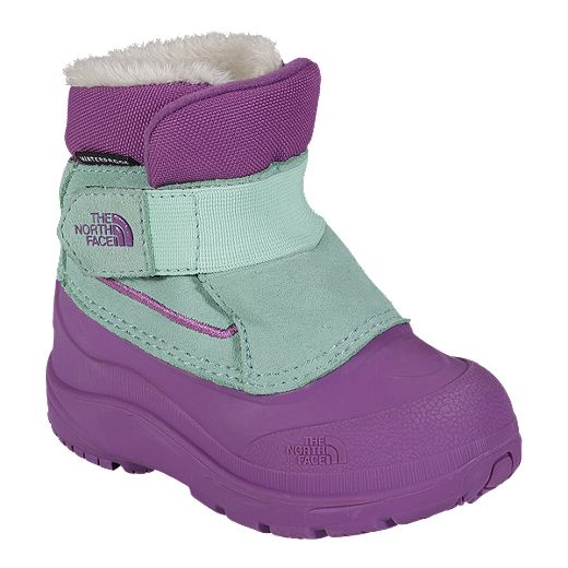 The North Face Alpenglow Girls' Toddler Winter Boots | Sport Chek