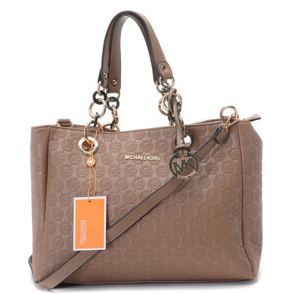 Michael Kors Logo-Print Large Brown Satchels.More than 60% Off, I enjoy these bags.It's pretty cool (: Check it out!