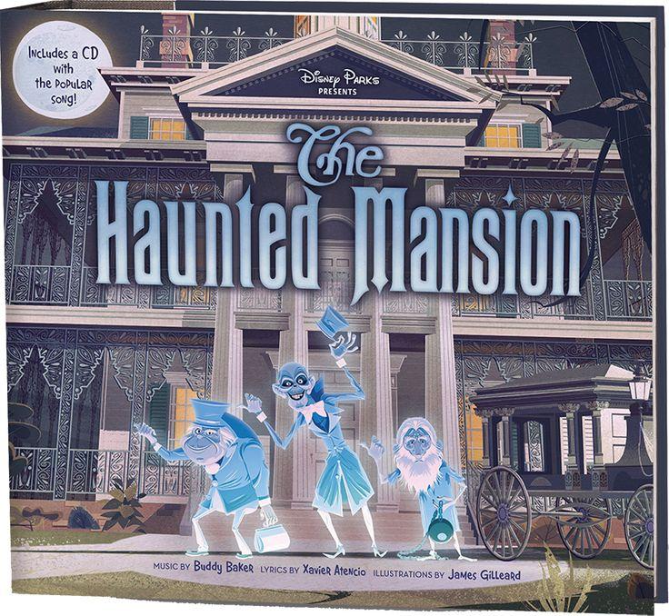 The 300 Best Disney Haunted Mansion Images On Pinterest Disney