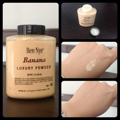 BEN NYE: Banana Luxury Powder
