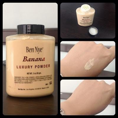 BEN NYE: Banana Luxury Powder