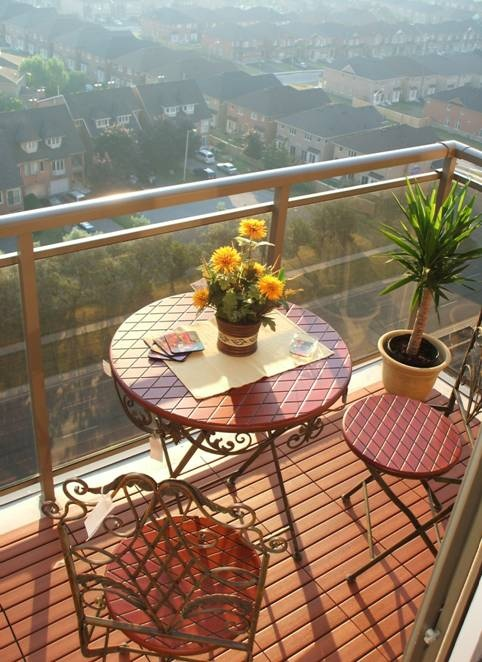 17 Best Images About Condo Balcony On Pinterest Wood Deck Tiles Supernatural And Terrace