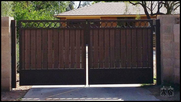 RV & Driveway Gate Photos - ALLIED GATE companyALLIED GATE company