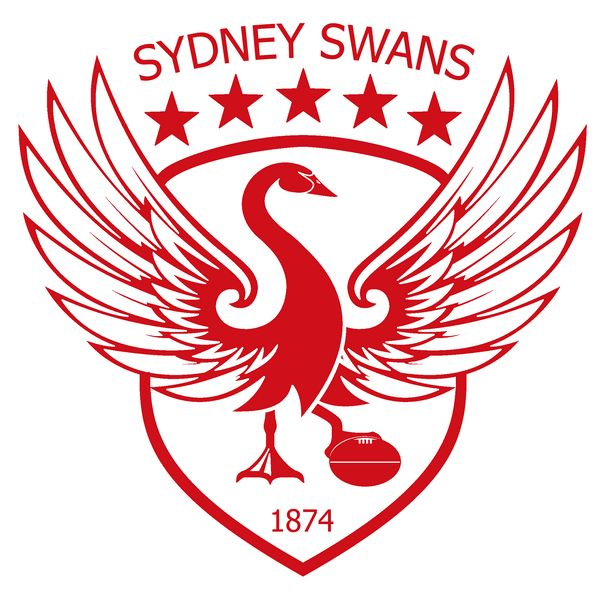 The Sydney Swans is an Australian rules football club which plays in the Australian Football League (AFL). Description from imgarcade.com. I searched for this on bing.com/images