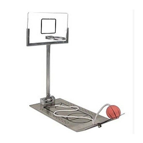 Desktop Miniature Basket Ball Basketball Shooting Game Creative Gifts by Poonsawat_Toy