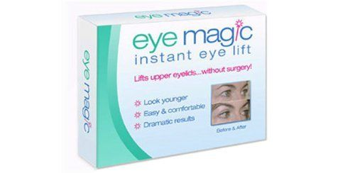 Eye Magic Instant non surgical Eye Lift.The authentic Eye Magic Product by Eye Magic Company CA, http://www.amazon.co.uk/dp/B0087Q9DIE/ref=cm_sw_r_pi_dp_yI69qb06JN2DP