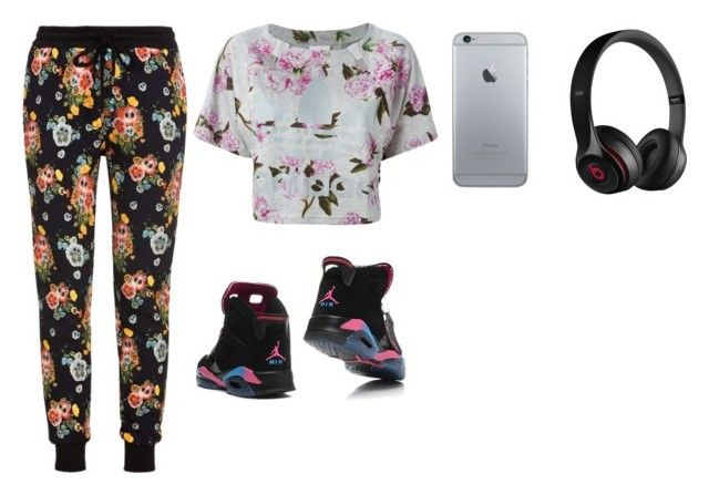 to the gym by dj-eyecandy on Polyvore featuring adidas Originals, Markus Lupfer and Beats by Dr. Dre