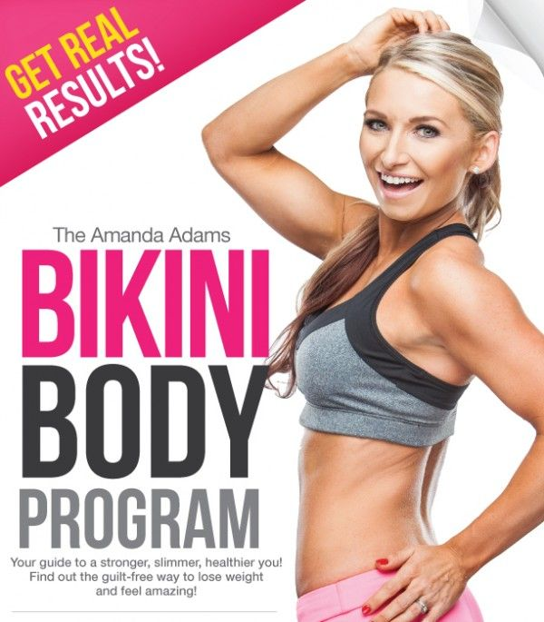 Bikini Body Program - Amanda Adams