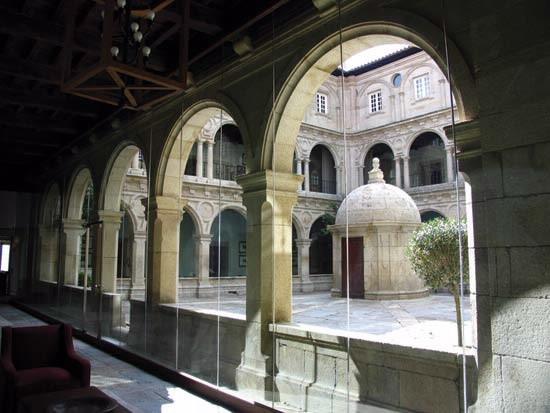 Parador de Monforte de Lemos (Lugo) Ribeira Sacra #Galicia