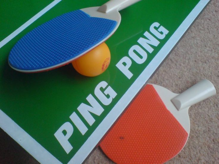How to play ping pong by yourself with images ping
