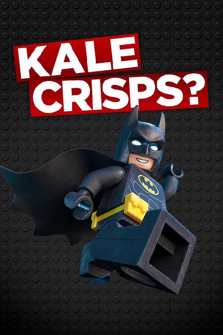 Do you know what I did to the last joker I came across? The LEGO Batman Movie in cinemas Feb 10.