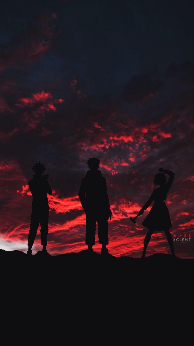 Jujutsu Kaisen Wallpaper In 2021 Cool Anime Pictures Cool Anime Wallpapers Anime Scenery