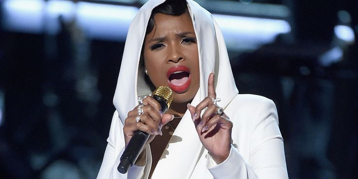 Jennifer Hudson Brings Down The House With Prince Tribute At BET Awards