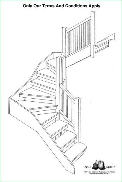 Clocktower Staircase - Design