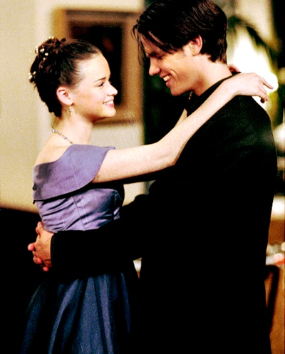 Gilmore Girls Rory and Dean