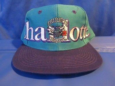Charlotte Hornets Logo 7 Snapback hat / cap