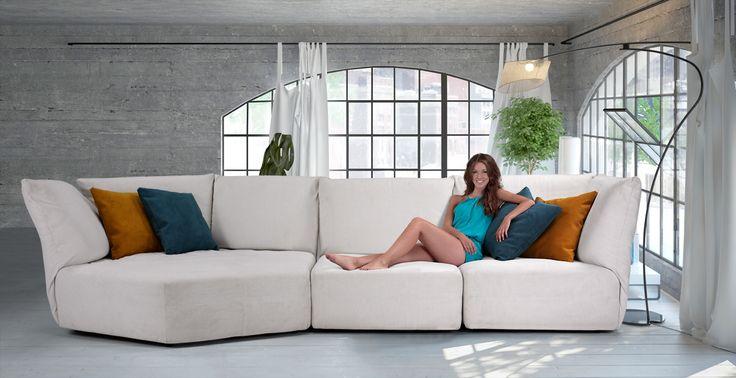 #muebleshely #sofas www.muebleshely.es
