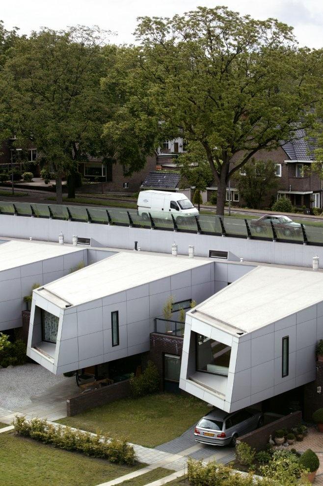 Cyclops Homes In Netherlands