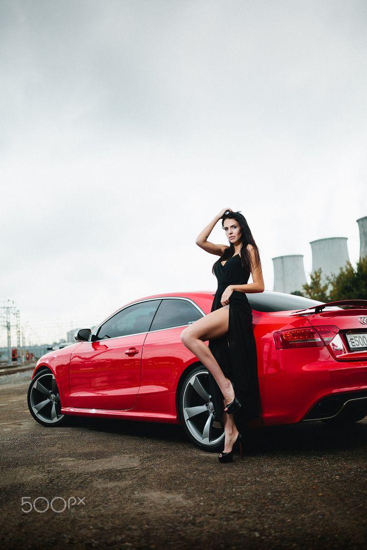 Lady driver by vladislav aliev
