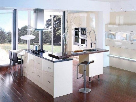 Best Modern Kitchens Images On Pinterest Modern Kitchens