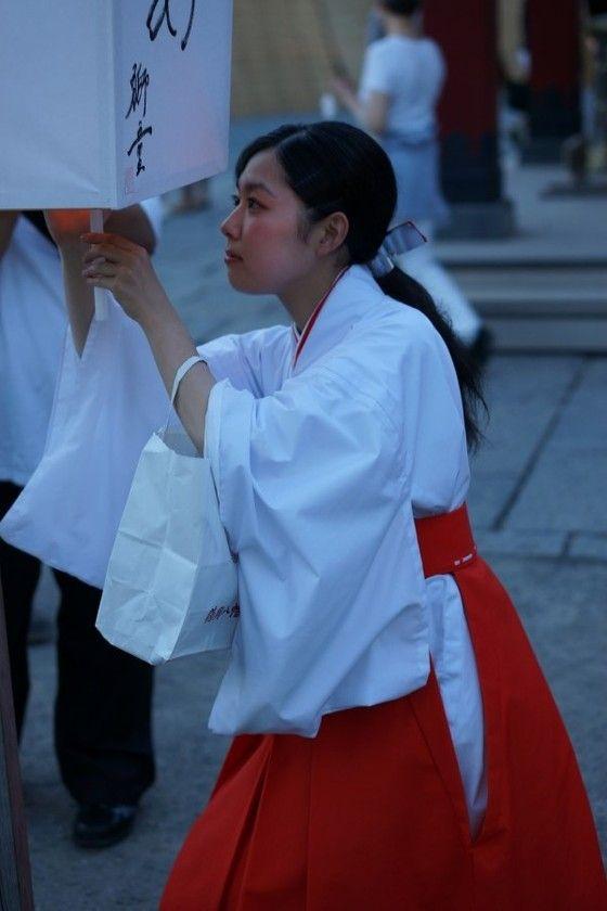 イメージ 14:鶴岡八幡宮 ぼんぼり祭