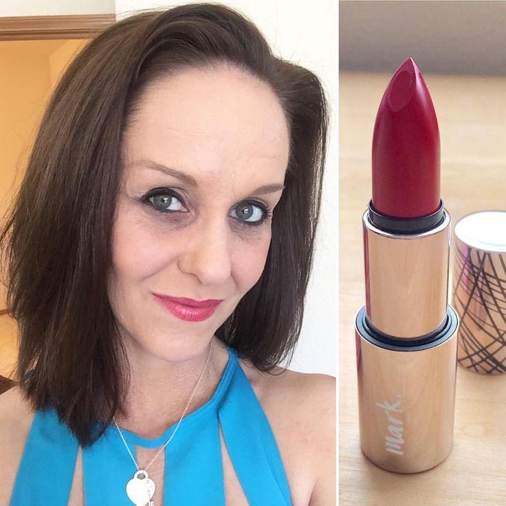 "28 Likes, 2 Comments - Heather Carr (@hethrgood) on Instagram: ""I'm sporting Avon's Mark Havana Sol Lipclick Full Color Lipstick in Rumba today! #AvonMakeup #Avon…"""