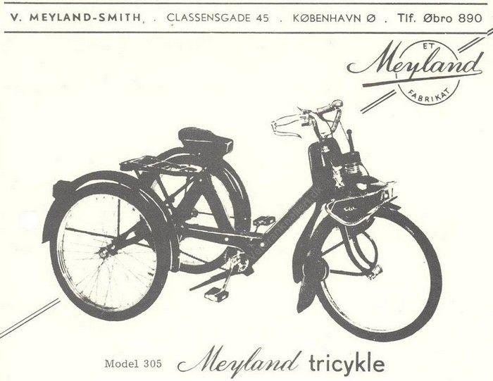 Den 3-hjulede Velosolex fra Mayland #velosolex #moped #knallerter