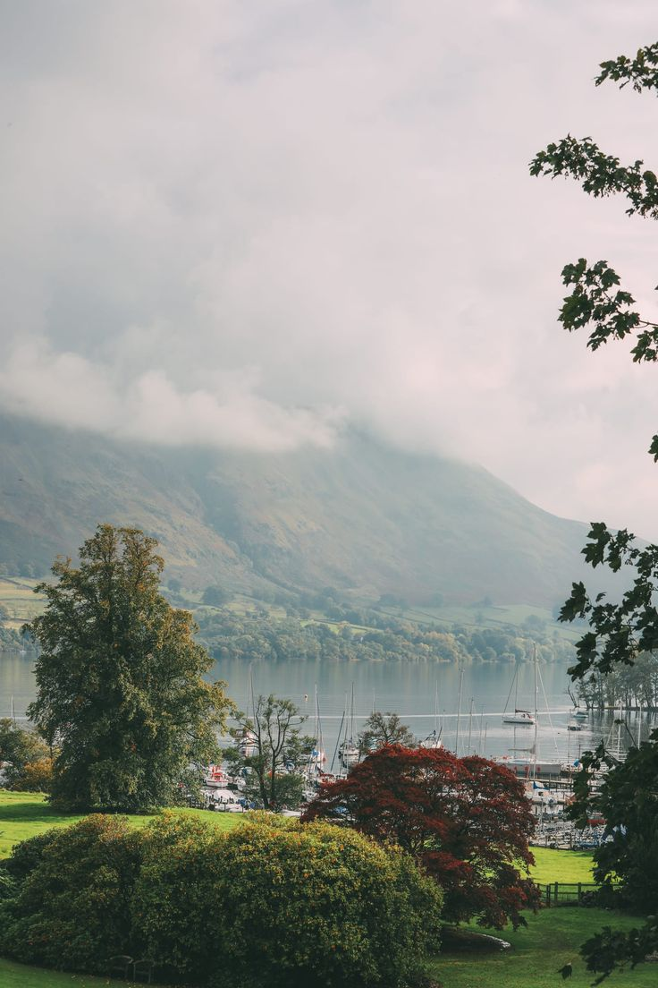 The Perfect 4 Day Itinerary For Visiting England's Beautiful Lake District | Hand Luggage Only