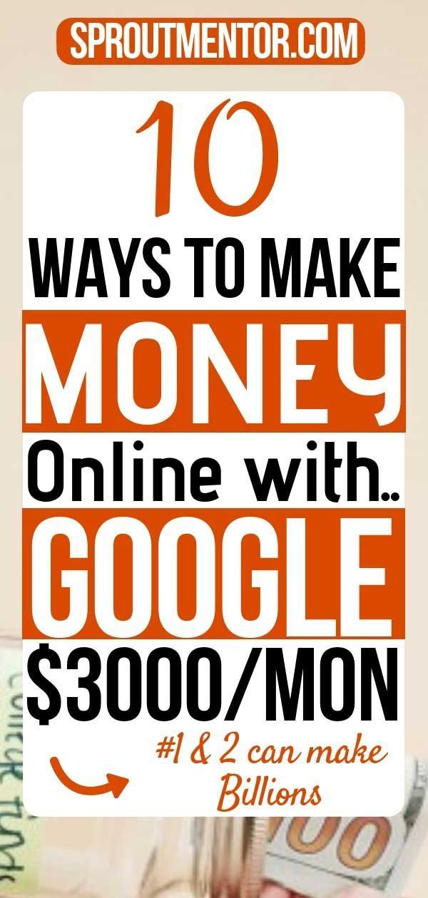 10 Google Jobs Online Without Investment – Mad Money Monster | Inspirational Advice for your Money and your Life