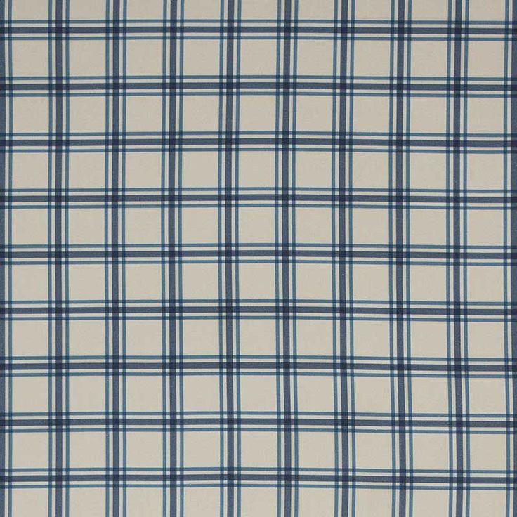 Warwick Fabrics : STOCKHOLM, Colour DENIM