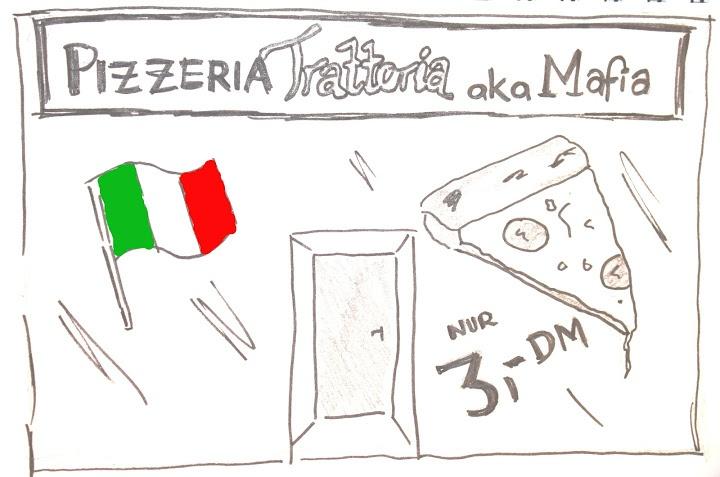 Rassismus und Sexismus bei TKKG: 2. Der blinde Hellseher: Italiener sind alle Mafiosos und rauchenden Mädchen gehört der Hintern versohlt