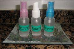 Desodorante Cristal de Alumbre agua de rosas y aceites esenciales _ casigalinesjaboniles