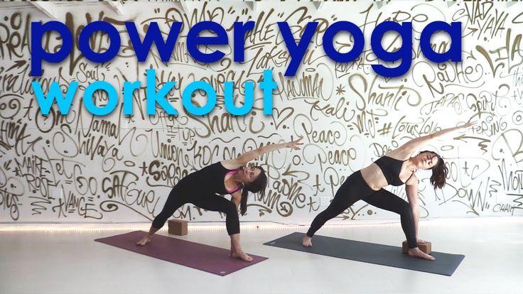 Power Yoga Workout : Learning to Listen - YouTube #heartalchemyyoga