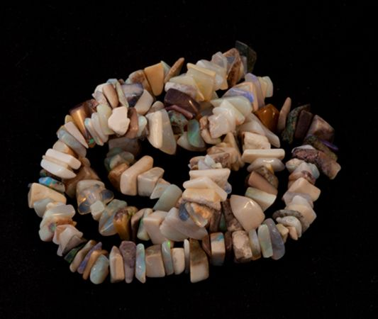 Product No.193 – Mixed Opal Beads on http://www.opalessence.net.au