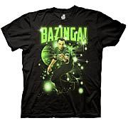 Big Bang Theory Sheldon Bazinga! Stars Black T-Shirt - http://lopso.com/interests/big-bang-theory/big-bang-theory-sheldon-bazinga-stars-black-t-shirt/