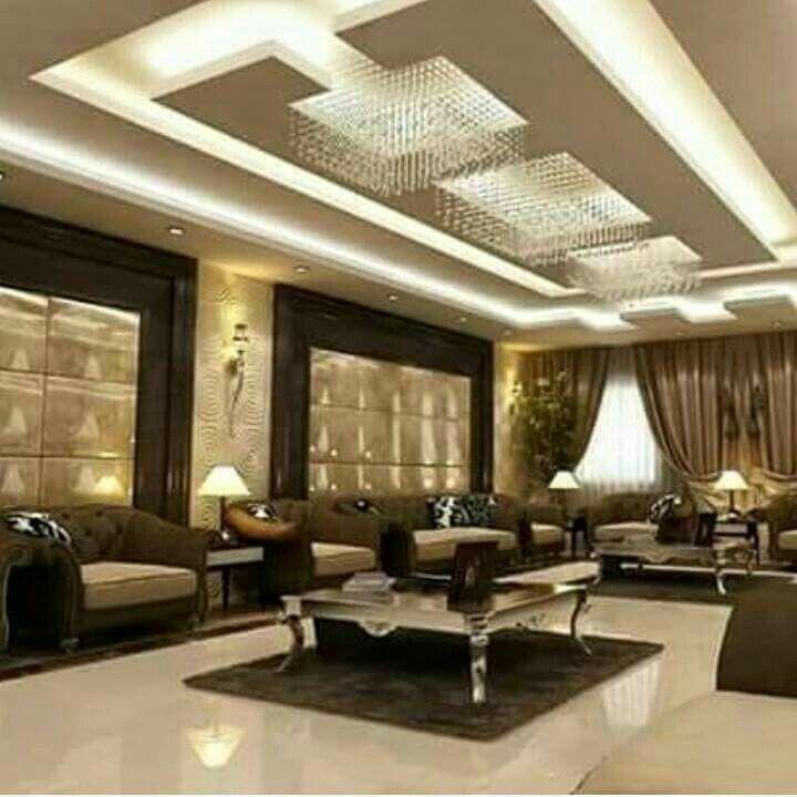 Modern Down Ceiling Design Lobby Ceiling Design Living Room