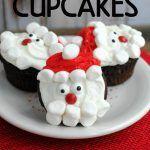 Santa Claus Cupcakes