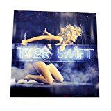 #10: Taylor Swift Collectible: 2015 Poster 1989 LIVE NEON LITHO