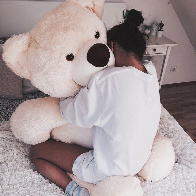 "c36f82e1 Spread love ♡ on Instagram: ""do you have a big teddy bear ..."