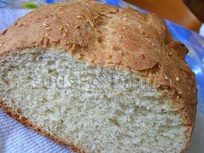 Laura in cucina: Pane al sesamo per MdP