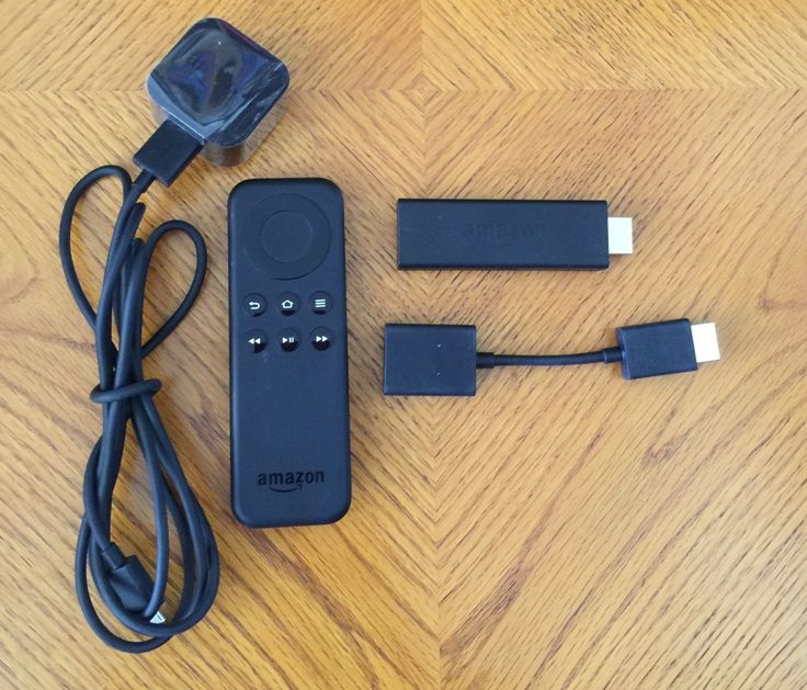 How to Use the Amazon Fire TV Stick