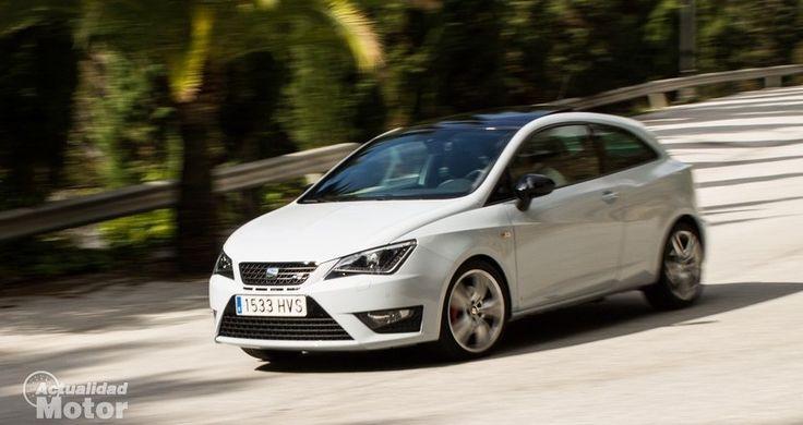 Prueba SEAT Ibiza Cupra, buen comportamiento a buen precio (con vídeo) - http://www.actualidadmotor.com/2014/12/23/prueba-seat-ibiza-cupra-buen-comportamiento-buen-precio-con-video/