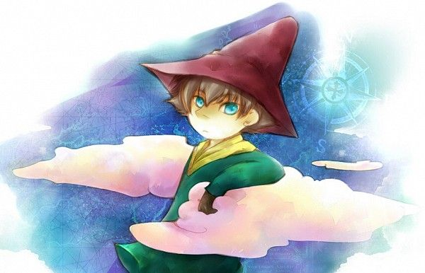Tags: Anime, Fanart, Pixiv, Moomin, The Joxter