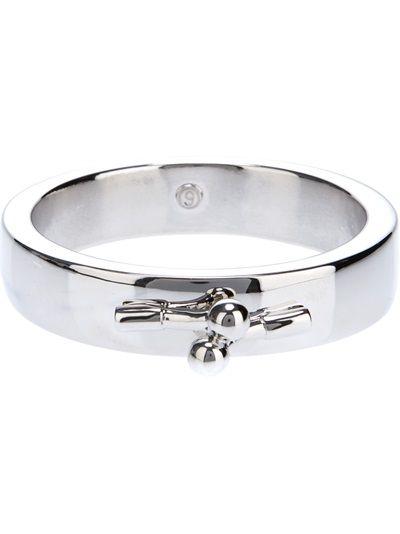 embellished ring - White Maison Martin Margiela 1iuU5wd