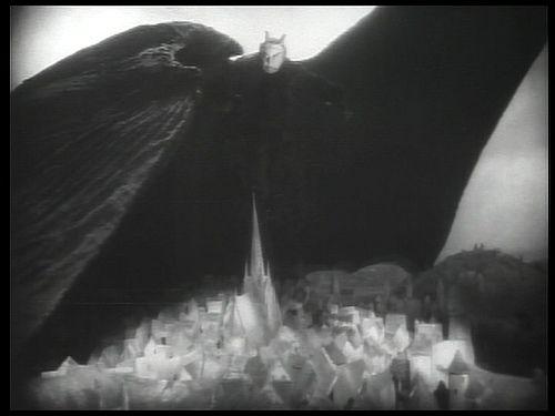 Elisandre - L'Oeuvre au Noir: Le fantastique Faust de Murnau