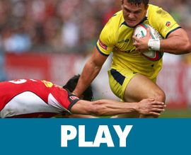 Official Website of Australian Sevens Rugby