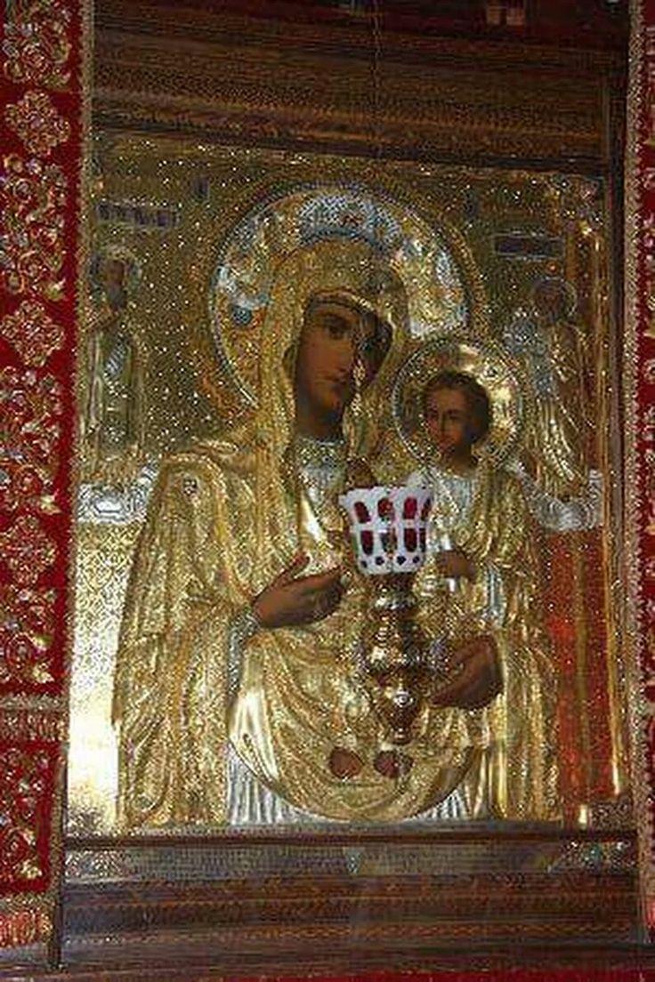 пальпации чудотворная икона божьей матери картинки сказала