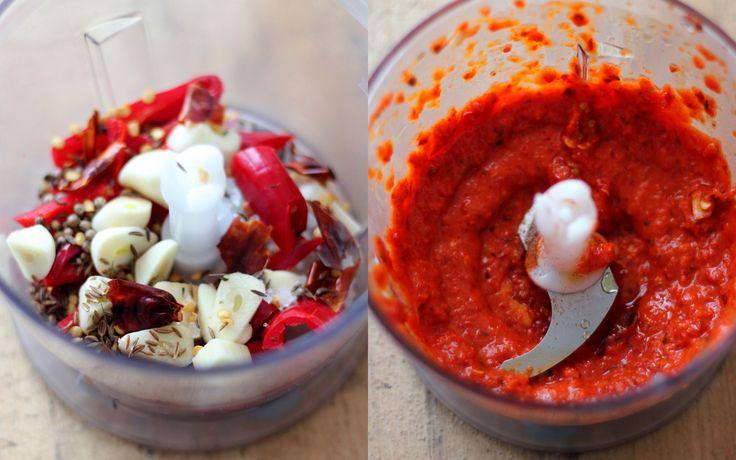 Harissa je pasta původem z Tuniska, která je naprostá nutnost pro téměř všechna jídla severní Afriky. Receptů na její přípravu je urči...